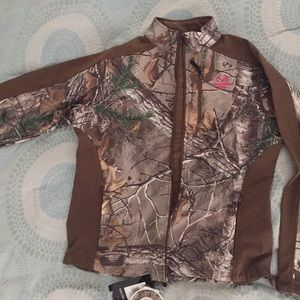 Real tree Women's Jacket